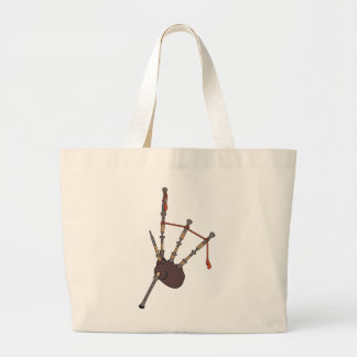 Bagpipes Canvas Bags