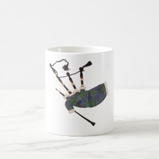 bagpipes by highsaltire mug