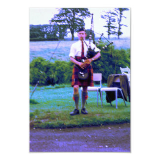 bagpipes card