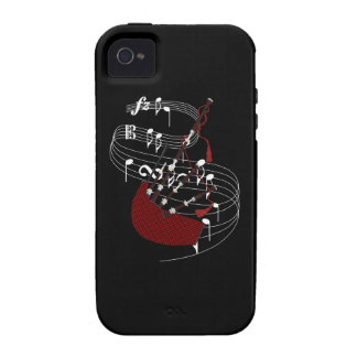 Bagpipes Case-Mate iPhone 4 Cover