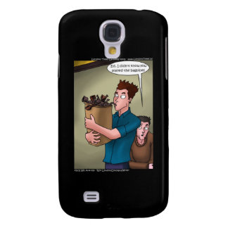 Bagpipes Funny Gifts Mugs Cards Etc Galaxy S4 Cases