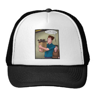 Bagpipes Funny Gifts Tees Mugs Cards Etc Trucker Hat
