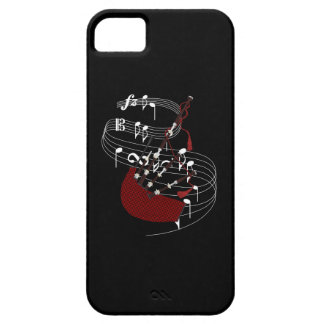Bagpipes iPhone 5 Cases