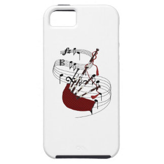 Bagpipes iPhone 5 Covers