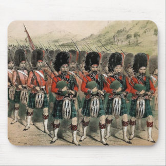 Bagpipes on Parade Mousepads