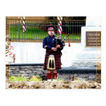 Bagpipes Post Cards