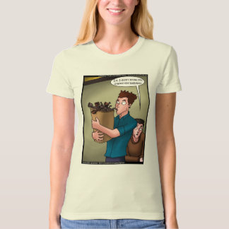 Bagpipes? Womens Organic Cotton Funny Tees