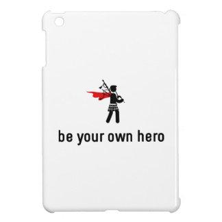 Bagpiping Hero iPad Mini Cover