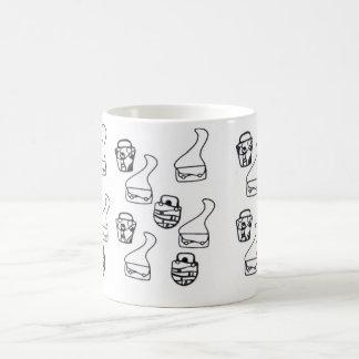 Bags, bags, bags coffee mug