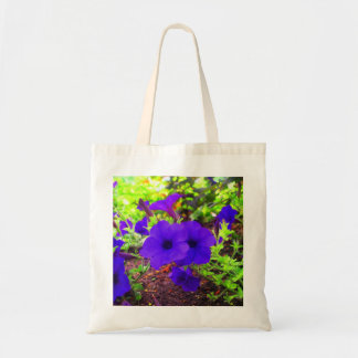Bags-City Flowers-15 Tote Bag