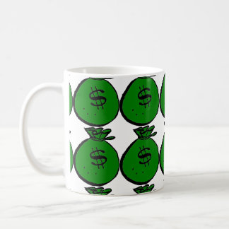 bags money coffee mug