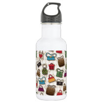 Bags Stainless Steel Water Bottle