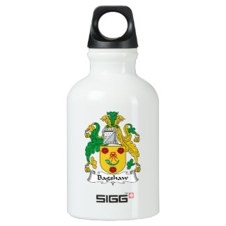 Bagshaw Family Crest Water Bottle