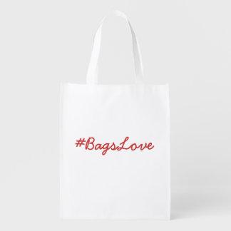 #BagsLove Grocery Bag