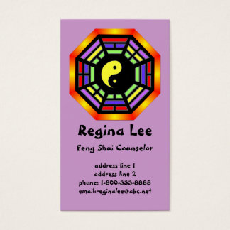 Bagua Business Card
