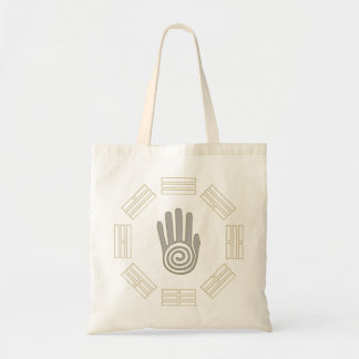 Bagua with Spiral Palm - Tote