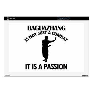 """Baguazhang Designs Decals For 17"""" Laptops"""