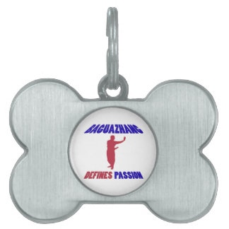 Baguazhang my passion pet ID tags