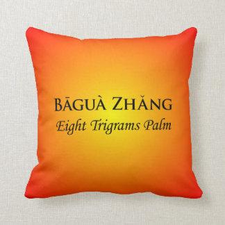 Baguazhang Throw Pillow