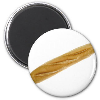 Baguette 2 Inch Round Magnet