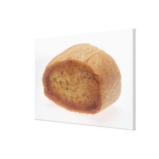 Baguette Bread Canvas Print