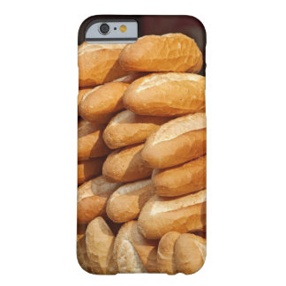 Baguette, bread, for sale in street by hawker. barely there iPhone 6 case