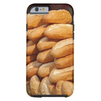Baguette, bread, for sale in street by hawker. tough iPhone 6 case