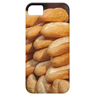 Baguette, bread, for sale in street by hawker. iPhone SE/5/5s case