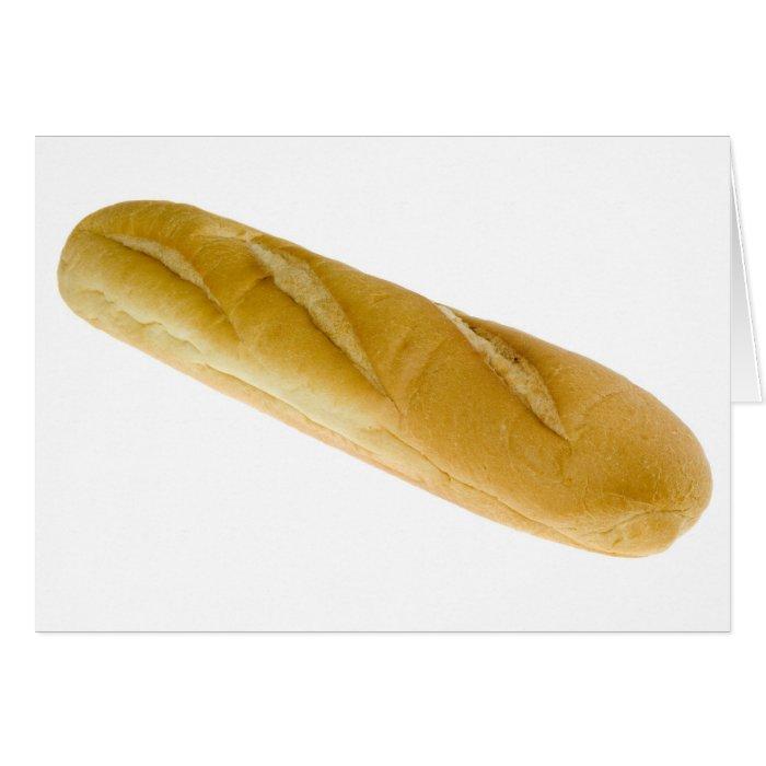 Baguette Card