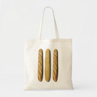 """""""Baguette"""" Tote Bag"""