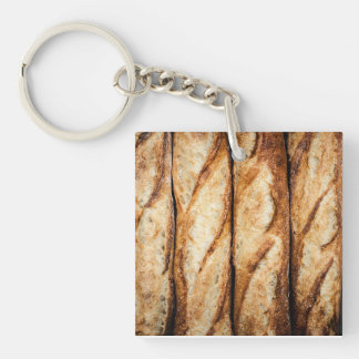 Baguettes Key Chains