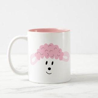 ¡BAH ¡BAH Cara del cordero Tazas De Café