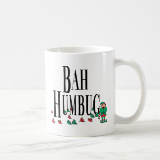 Bah Bumbug Coffee Mug