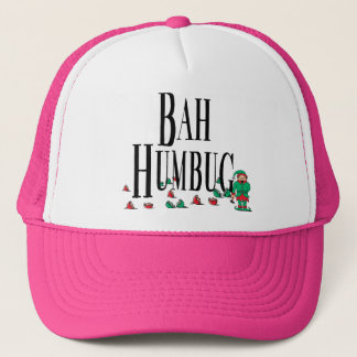 Bah Bumbug Trucker Hat