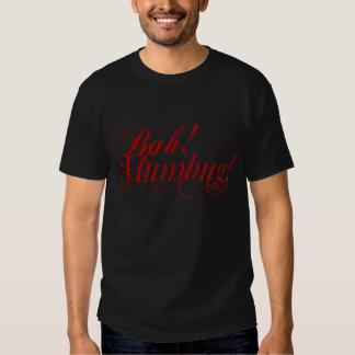 ¡Bah! ¡Embaucamiento! la camiseta de los hombres Polera