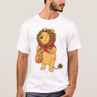Bah en traje del león playera