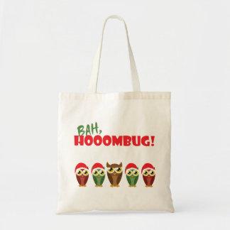 """""""Bah Hooombug"""" Tote Bags"""