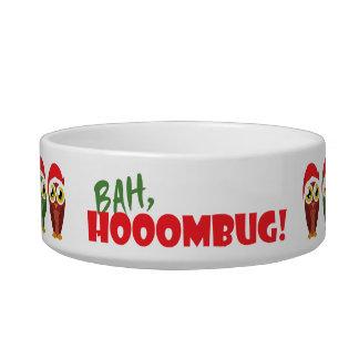 """Bah Hooombug"" Bowl"