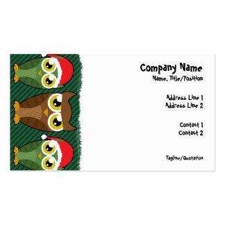 """Bah Hooombug"" Business Card"