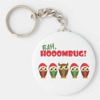 """""""Bah Hooombug"""" Keychain"""