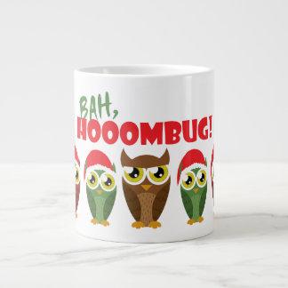 """""""Bah Hooombug"""" Large Coffee Mug"""