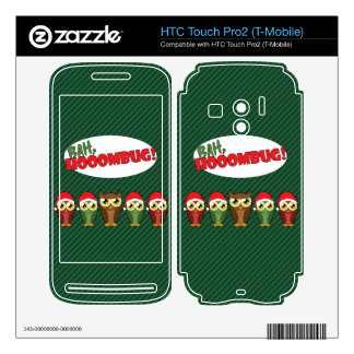 Bah Hooombug HTC Touch Pro2 Skin