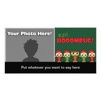 """""""Bah Hooombug """" Tarjetas Personales Con Fotos"""