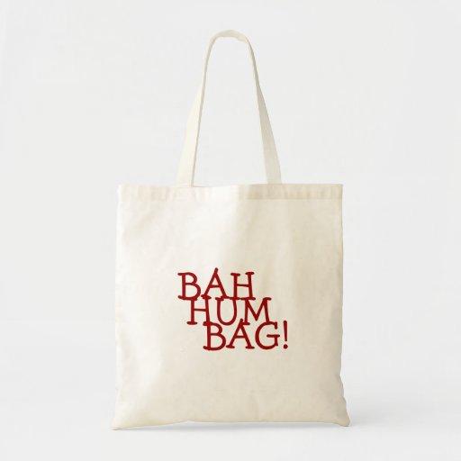 Bah Hum Bag! Budget Tote Bag