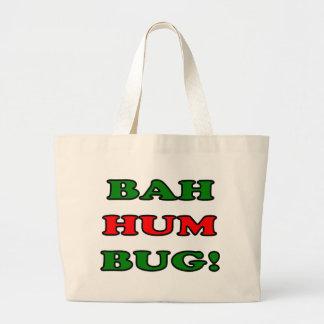 Bah Hum Bug Canvas Bag