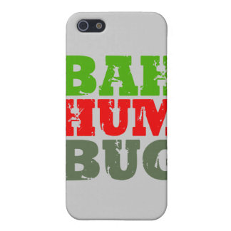 BAH HUM BUG - png iPhone 5 Cover