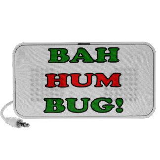 Bah Hum Bug Portable Speakers