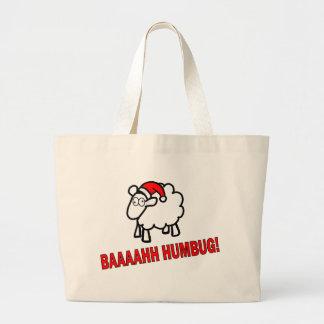 Bah Humbug! Tote Bags