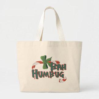 Bah Humbug! Canvas Bags