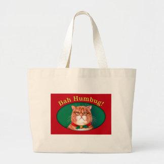 Bah Humbug Tote Bags